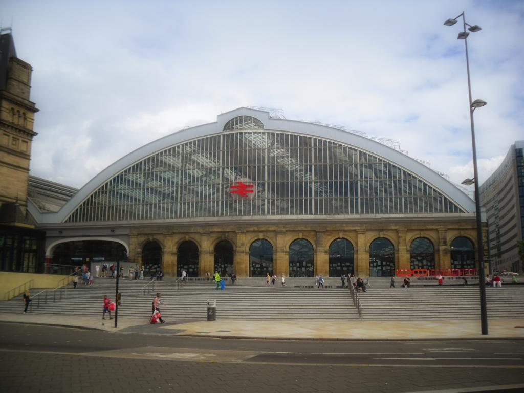 Liverpool Lime Street Station