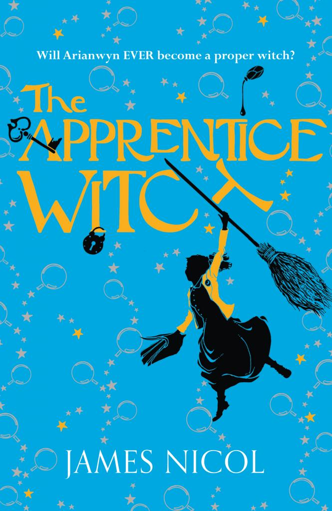 optioned James Nicol's The Apprentice Witch book trilogy from Chicken House