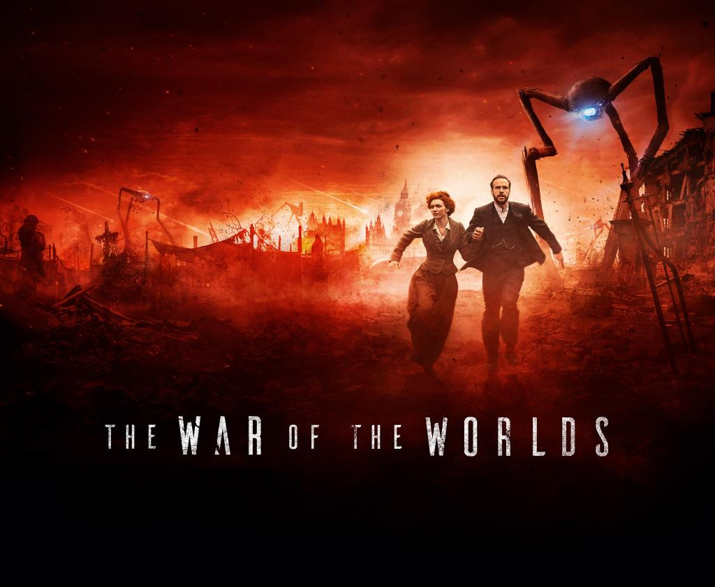 The War Of The Worlds - shot in Liverpool