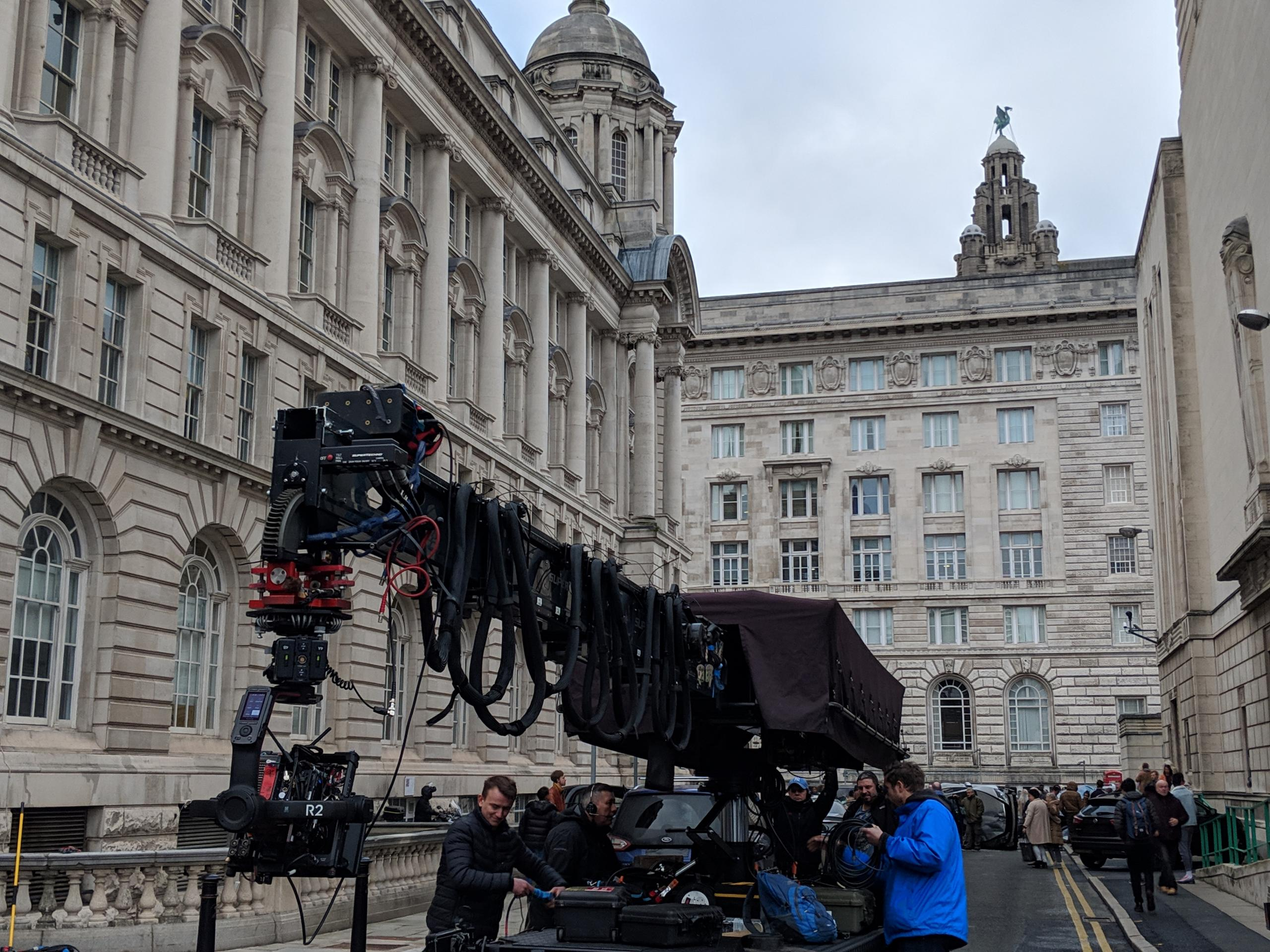 2019 A Record Breaking Year For Filming In Liverpool City Region Liverpool Film Office