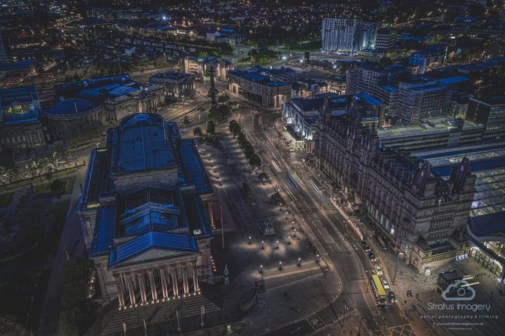 Filming for a major movie taking place in Liverpool this month will impact on some travel around certain areas of the city.