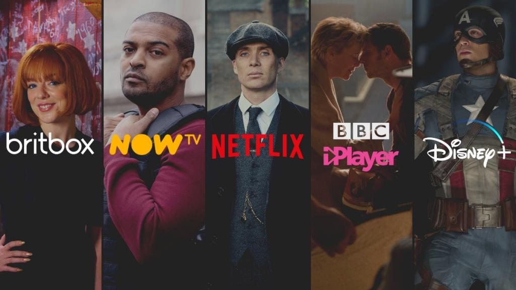 List of films and TV shows made in Liverpool and now streaming online, whatever your preferred service; Netflix, Britbox, Disney Plus, BBC iPlayer, NOW TV.