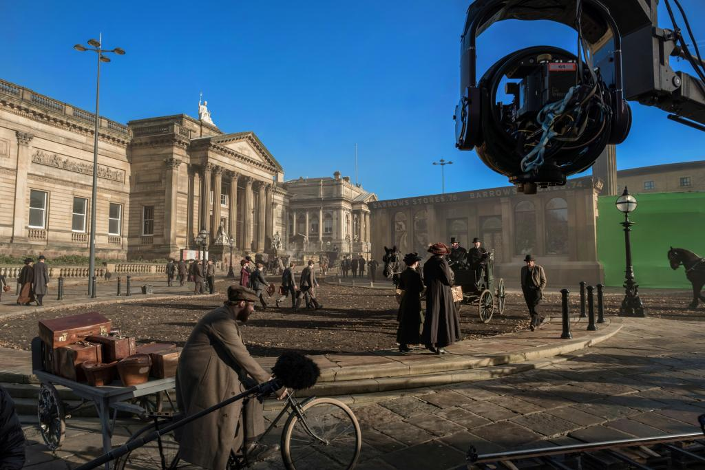 Liverpool Film Office launches Liverpool City Region Film and TV Development Fund in response to COVID-19