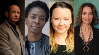 Cast joining Tin Star: Liverpool, Ian Hart, Tanya Moodie, Kerrie Hayes, Joanne Whalley