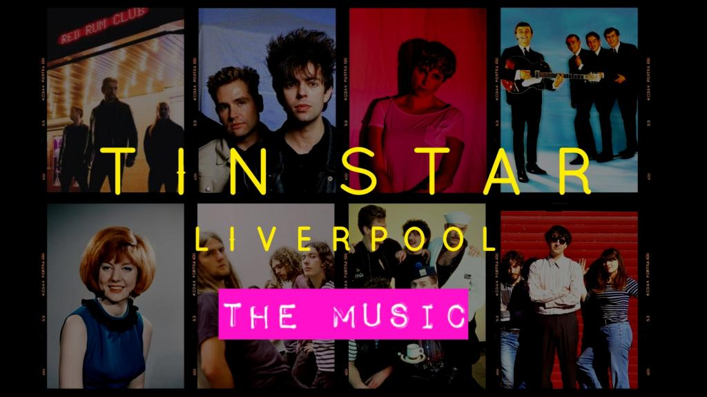 Liverpool bands behind Tin Star Liverpool