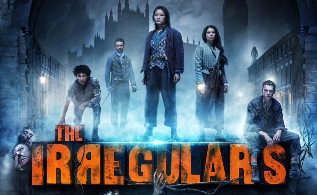 The Irregulars TV series arrives on Netflix on March 26 2021